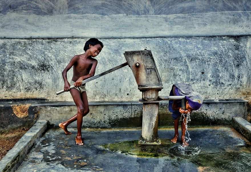 Water Is Life, India