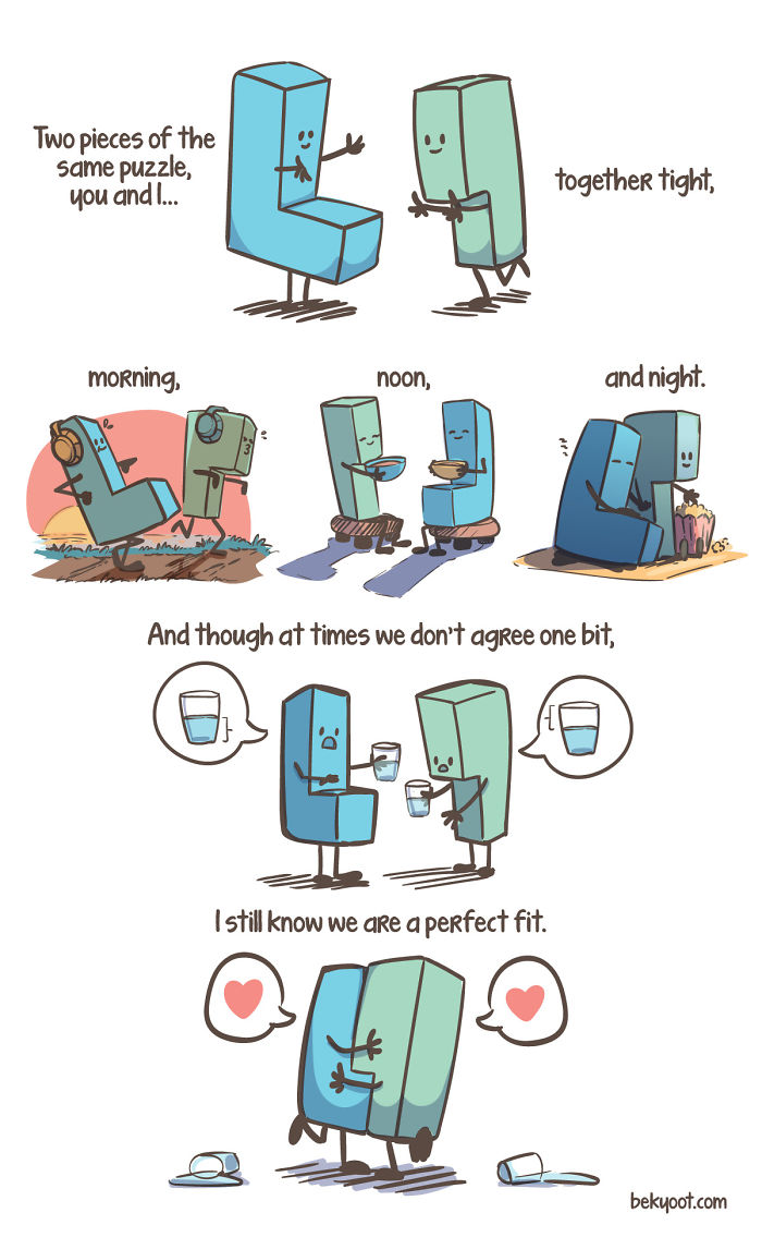 17 Comics To Inspire And Warm Your Heart