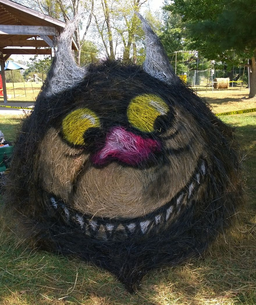 """Monster From """"Where The Wild Things Are"""""""