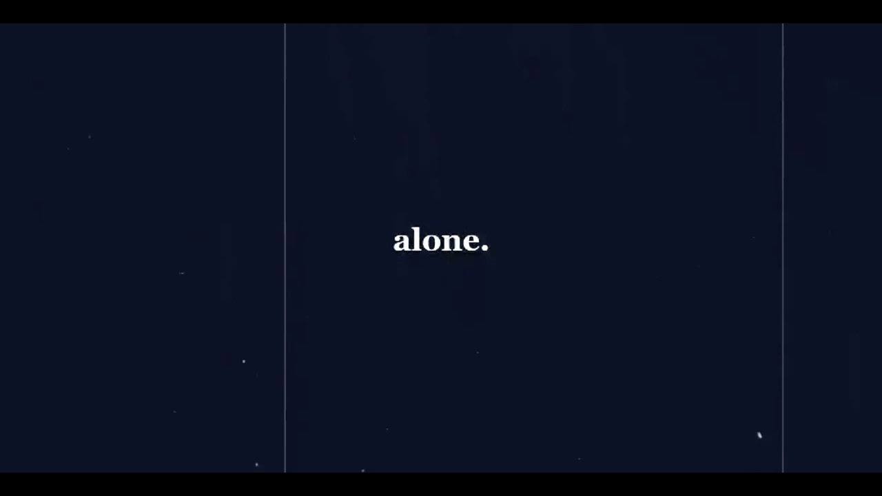 I Wrote A Poem About Perspective/Loneliness. (A Reverse Poem)