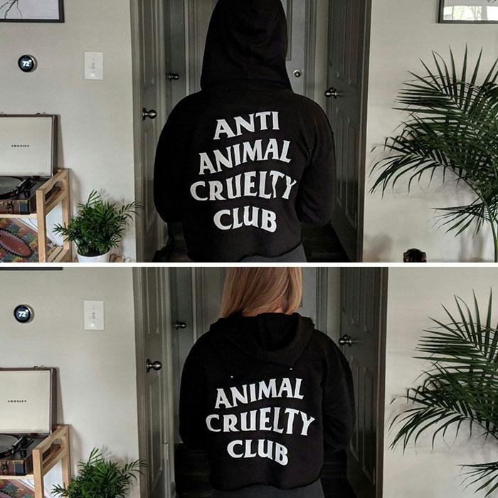 Hood On vs. Hood Off