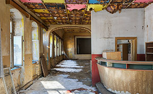 I Photograph Beautiful, But Abandoned And Forgotten Ballrooms In Germany (79 Pics)