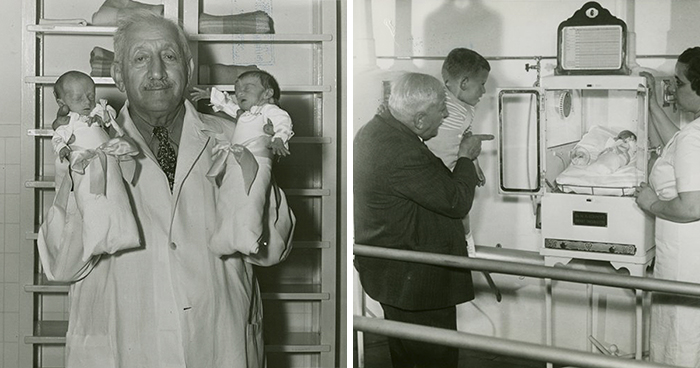 This Fake Doctor In The Early 20th Century Used Premature Babies For People's Entertainment And Saved 6,500 Lives
