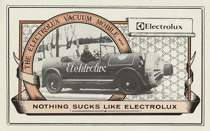 Nothing Sucks Like An Electrolux