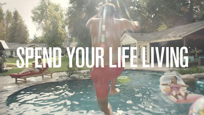 Spend Your Life Living