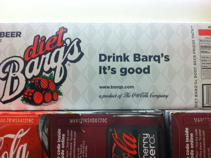 Drink Barq's, It's Good