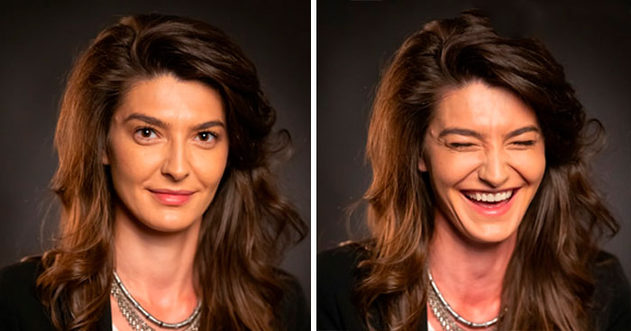 9 People Get Photographed Before And After Seeing Their Loved One, And It Reveals How True Love Looks