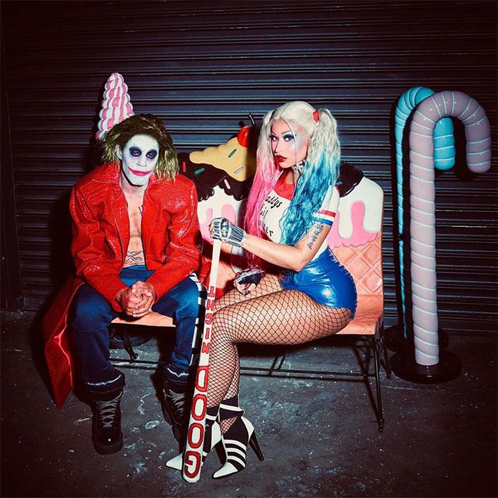 Nicki Minaj As Harley Quinn