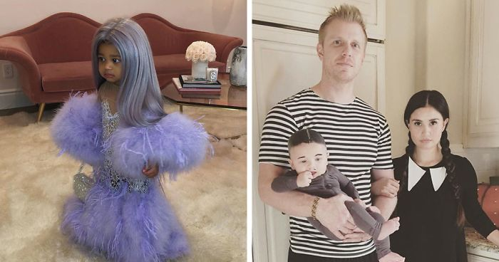 Here S How Celebrities Dressed Up Their Kids For Halloween