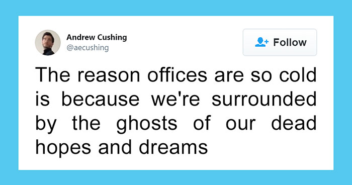 If You're Freezing In Your Office Then These 29 Memes Are For You
