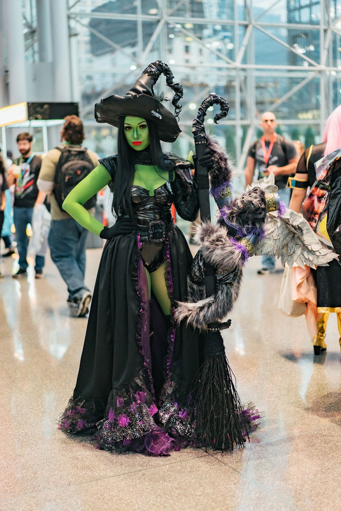 The Wicked Witch Elphaba