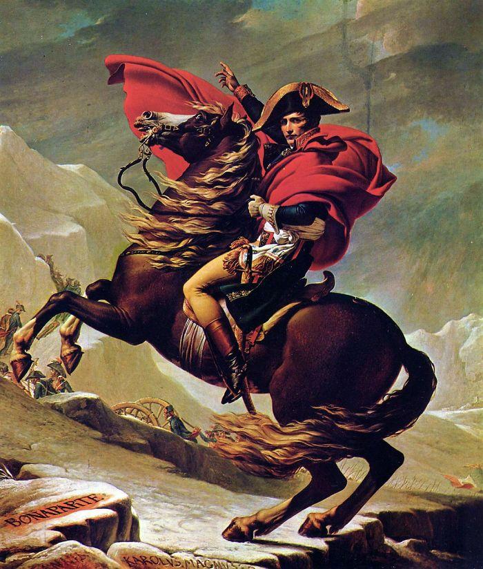 Napoleon Bonaparte Was Not Short