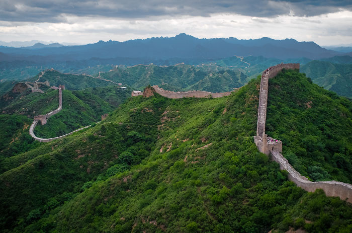 The Great Wall Of China Is Not Visible From Space Or From The Moon