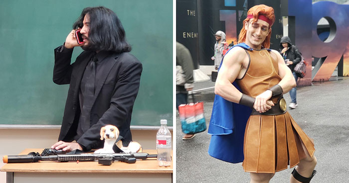 Here Are 40 Of The Most Dedicated Cosplays From The NY Comic Con 2019