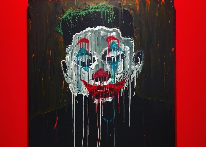 I Painted Kim Jong-Un As The Joker