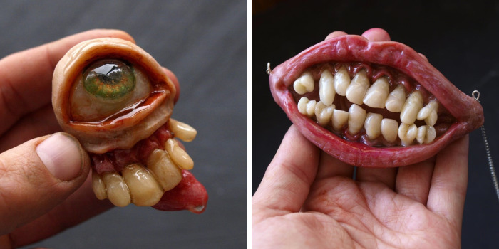 I Make Jewelry That Looks Like Real Monsters Living With You