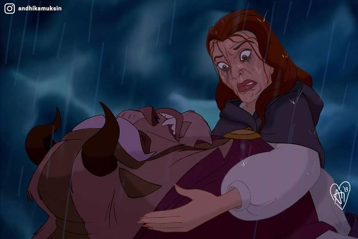 No Worries Belle, Bae Will Wake Up In 5...4...3...2...