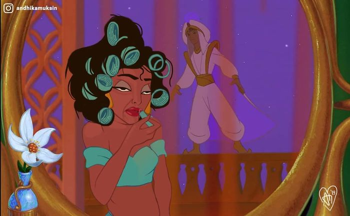 When Bae Wants To Show You #awholenewworld But All You Want To Do Is To Take A Long Nap