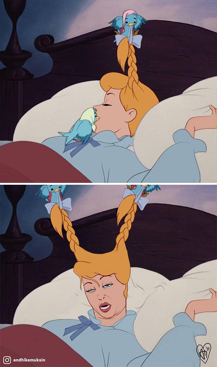 Morning Wake Up Call By Birds: Reality vs. Expectation