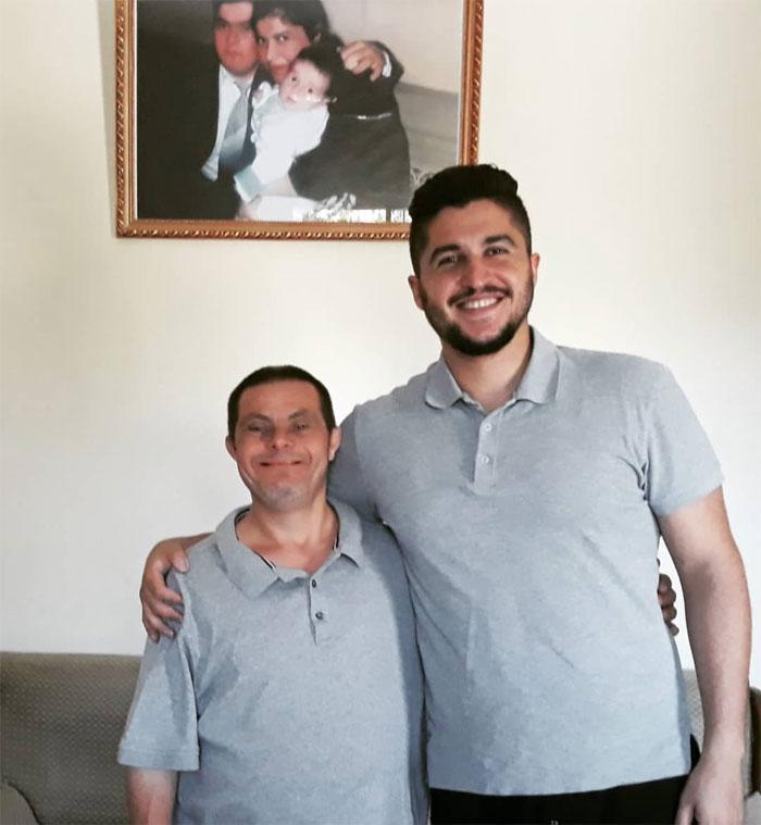 Трогательная история сына