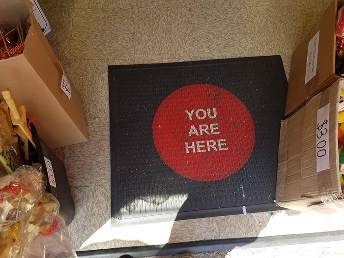 Extremely Informative Mat