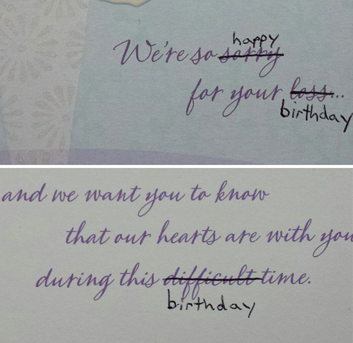 This Is The Card I Gave My Brother For His Birthday