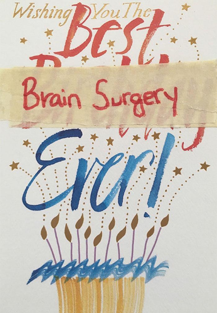 Best Brain Surgery Ever