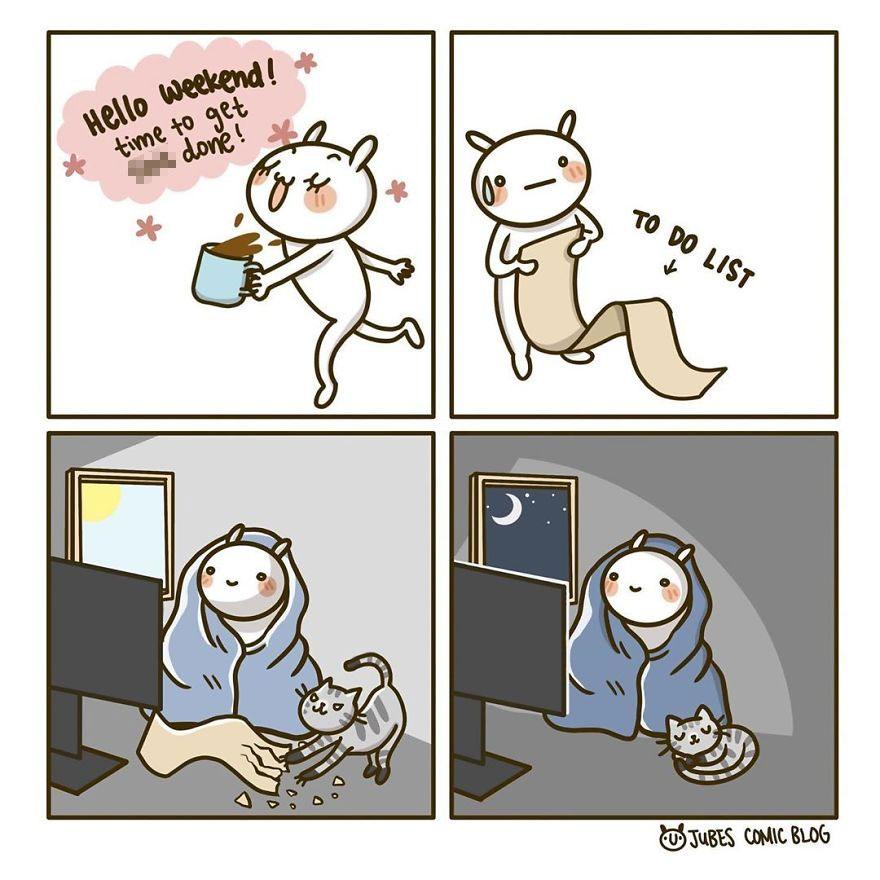 Life Through Comics