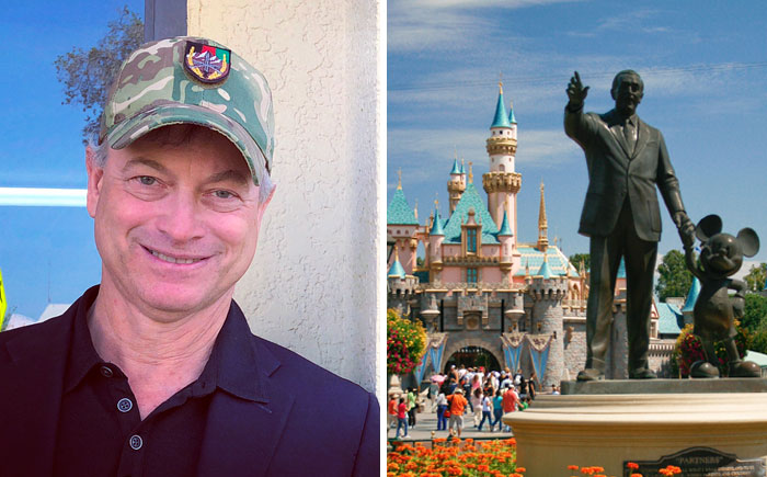 This Man Took Over 1,000 Children Of Fallen Soldiers To Disneyland Free Of Charge