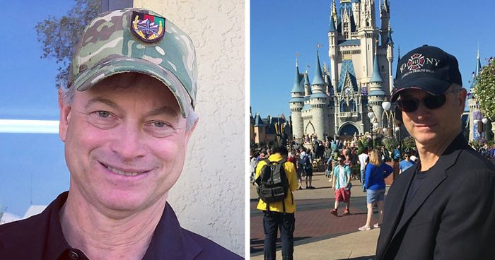 This Man Took Over 1 000 Children Of Fallen Soldiers To Disneyland Free Of Charge Bored Panda