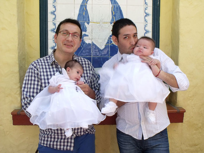 Gay Couple Adopts A Baby With HIV Who Was Previously Rejected By 10 Families
