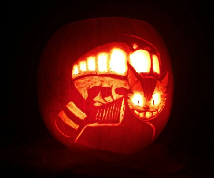 45 Studio Ghibli Inspired Halloween Pumpkins That People Carved To Pay Tribute To Their Favorite Characters Bored Panda