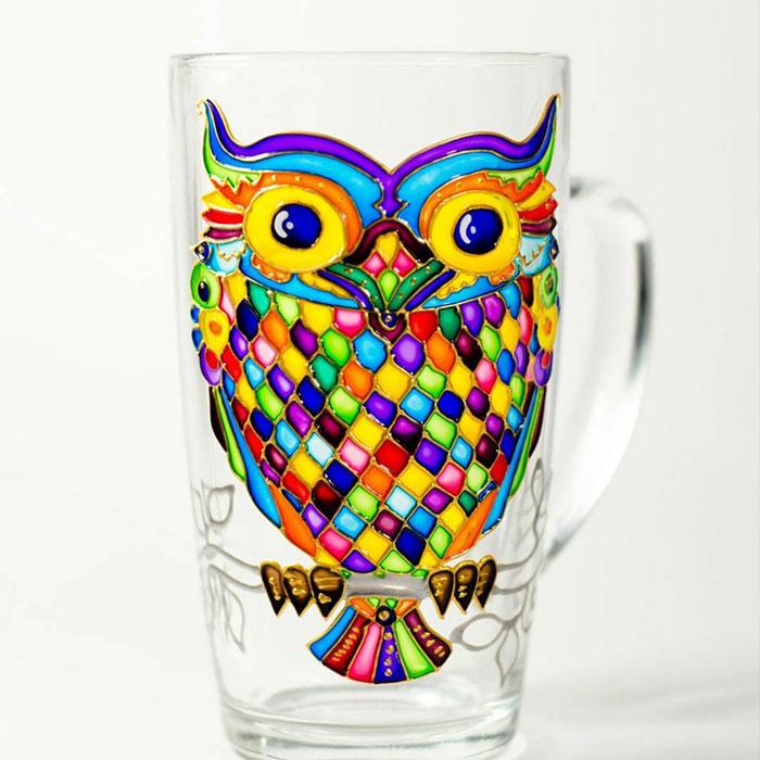 Hand-Painted-Glass-Teapots-Mugs-Plates-Vita-Vitraaze