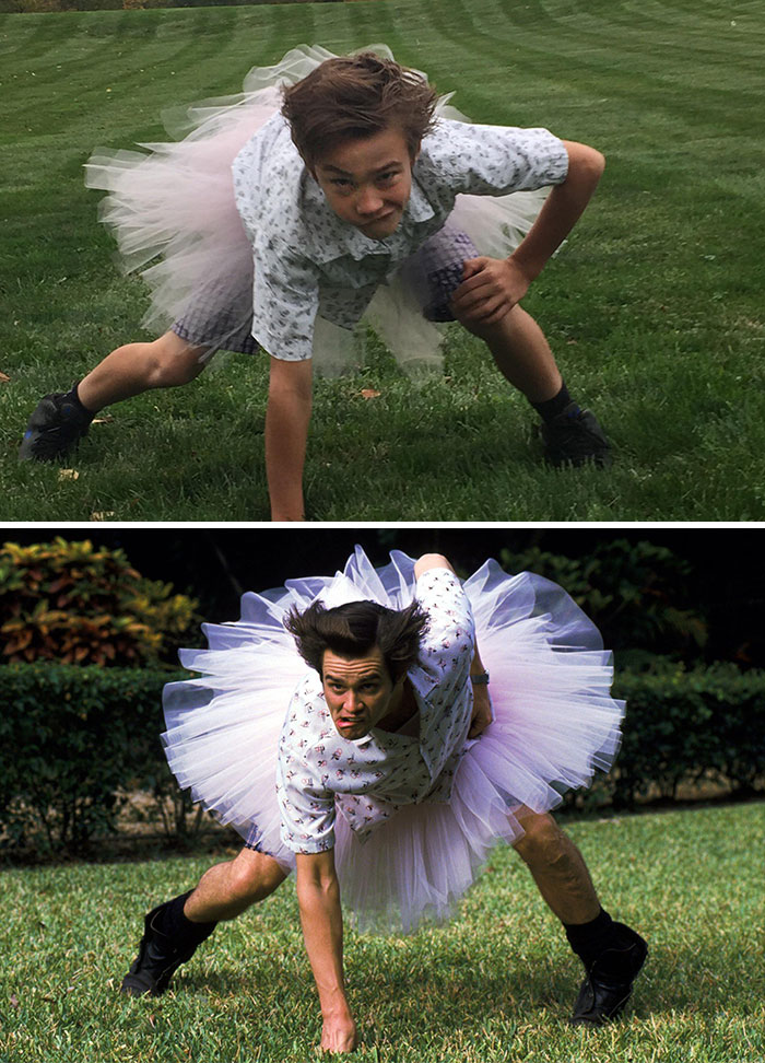 My Nephew Nailed His Ace Ventura Costume