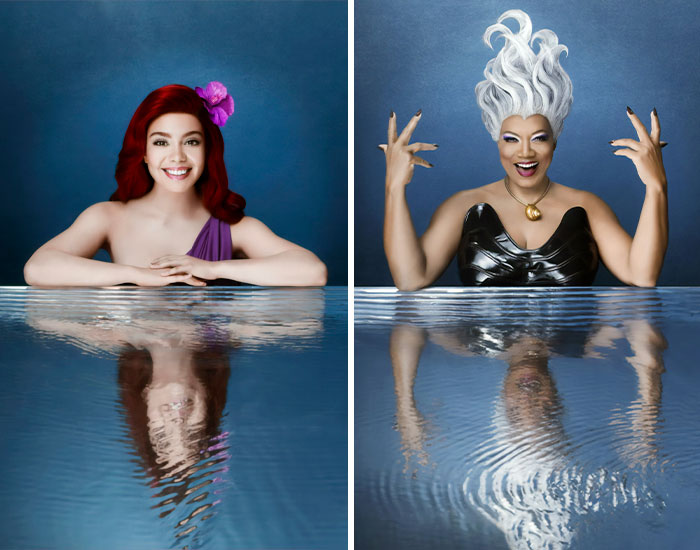 Official Portraits Of The Little Mermaid Live! Cast Have Finally Surfaced