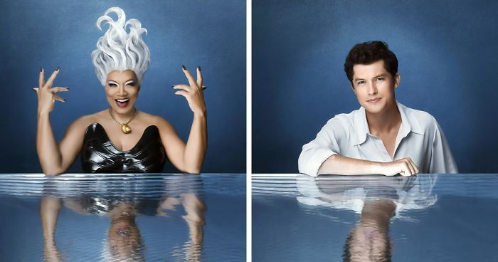Official Portraits Of The Little Mermaid Live! Cast Have Finally ...