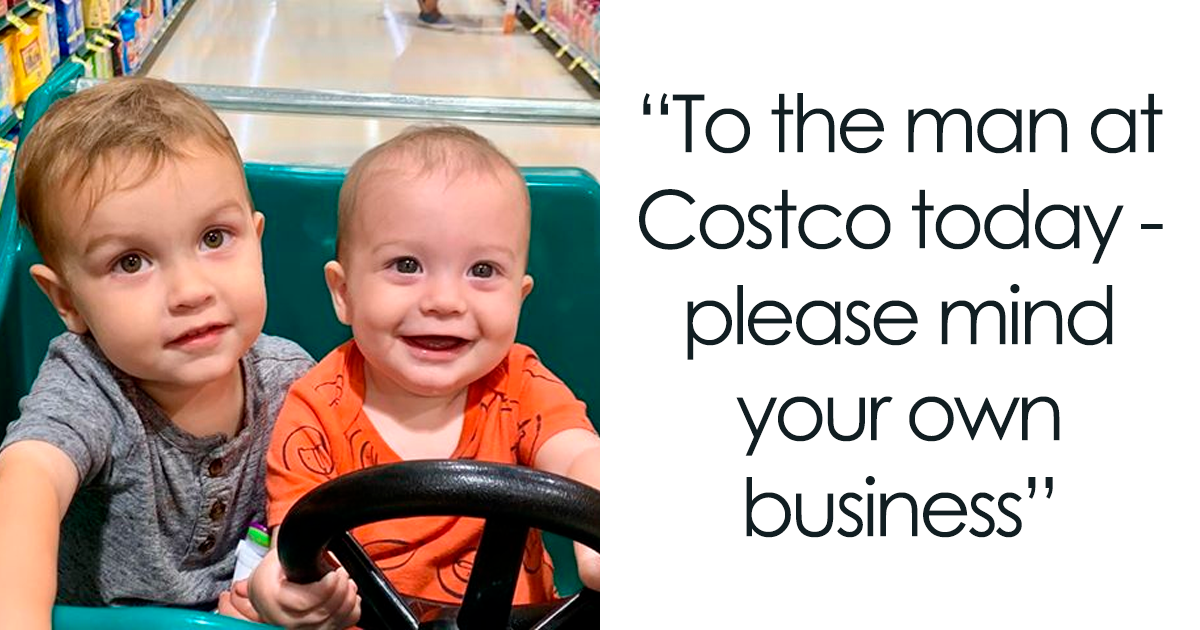 Mom-Of-Two Writes Open Letter To Man Who Shamed Her In Costco For Looking At The Phone Instead Of Her Kids