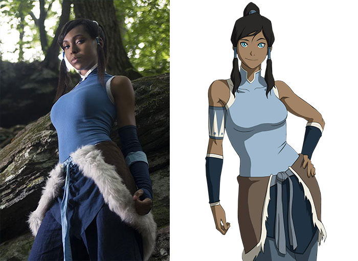 Korra (The Avatar)