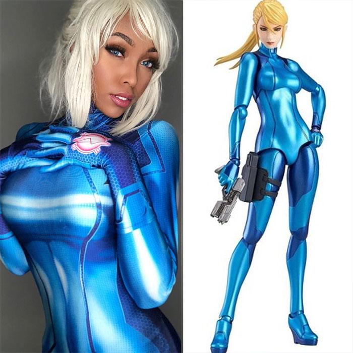 Zero Suit Samus (Metroid)