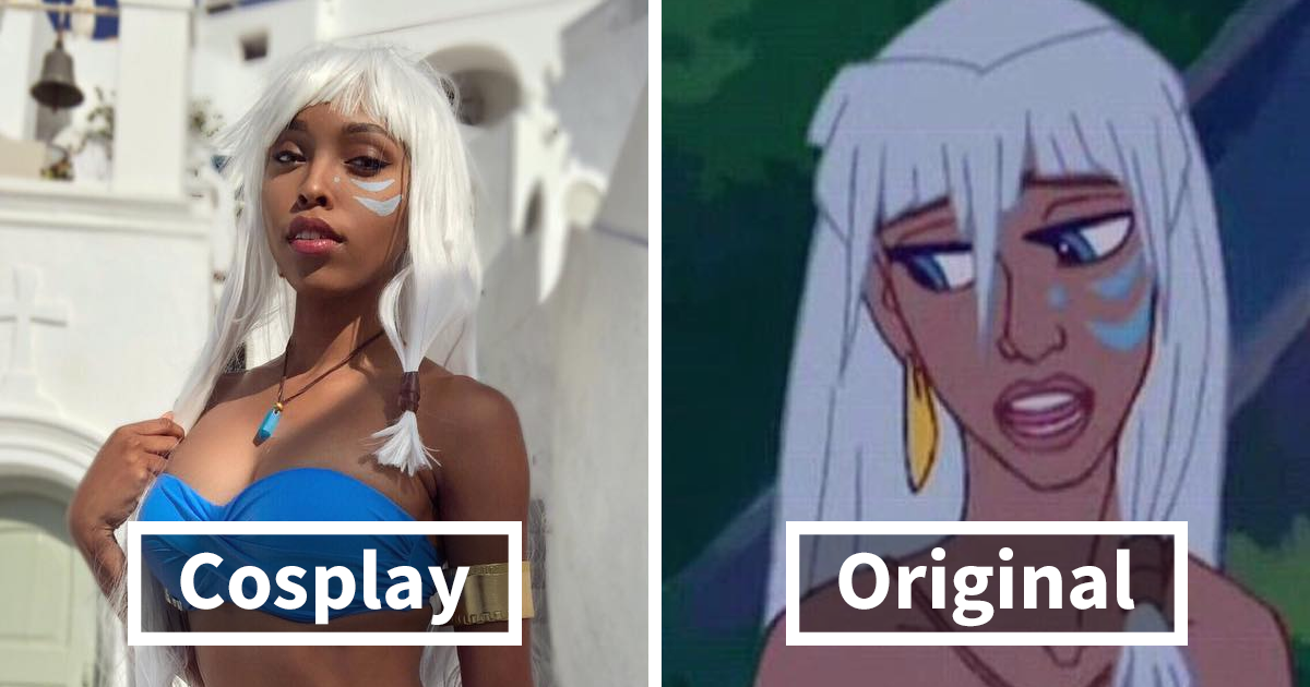 30 Times This Cosplayer Proved There's No One She Couldn't Turn Herself Into