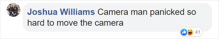 Camera Man Panics When A Genius Kid Shows A Pro Hong Kong Message