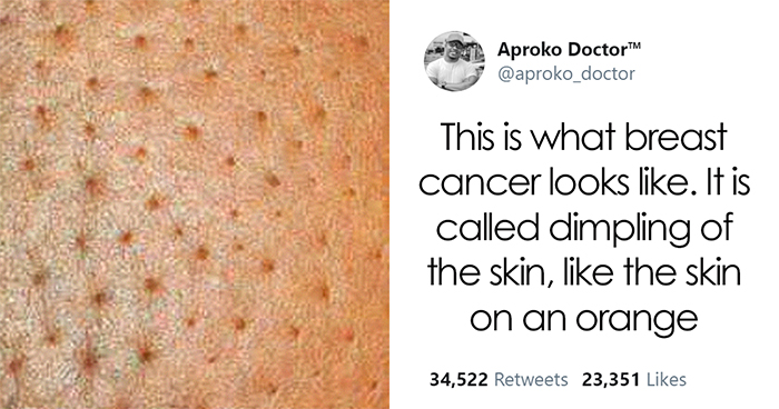 23 Powerful 'No Bra Day' Tweets That Raise Awareness About Breast Cancer
