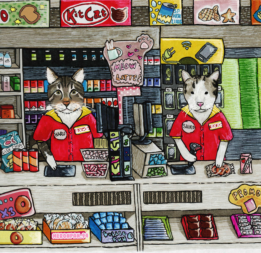 Oxxo / Convenience Store