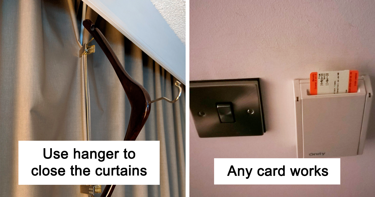 25 People Share Their Hotel Hacks And Traveling Might Never Be The Same Again