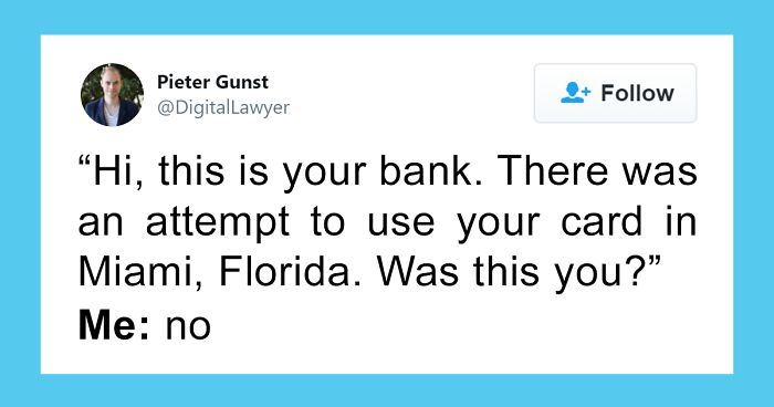 Scammers Have A New Way Of Tricking People Into Giving Them Their Credit Card Info, This Person Tells How To Recognize It