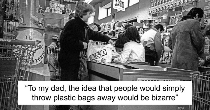 Apparently, Plastic Bags Were Created To Save The Planet