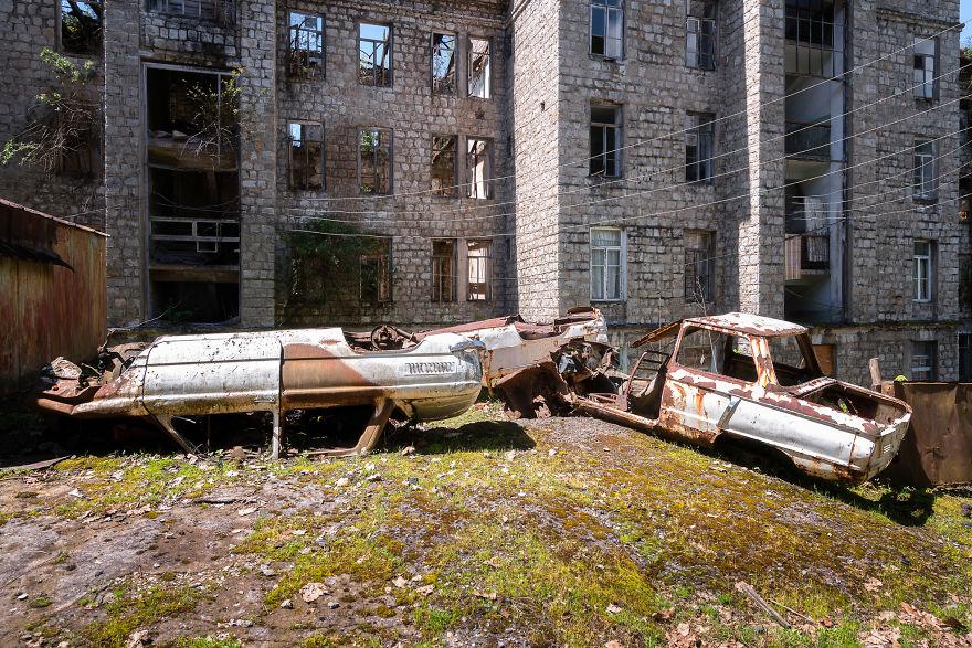 Car Remnants