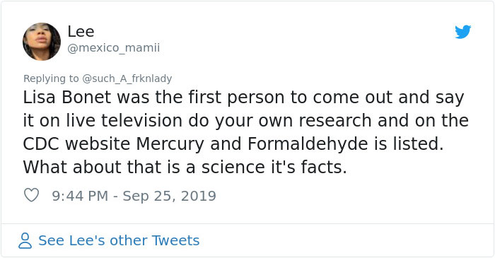 Anti-Vaxxer Thinks She's Done Her Research And 'Facts' Are On Her Side, Turns Out She's Debating With A Neuroscientist