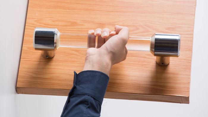 Chinese Students Invent Self Sanitizing Door Handle And It
