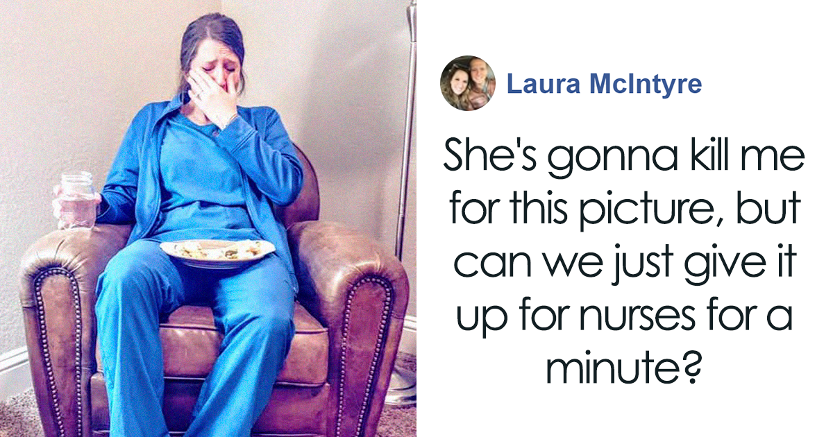 Sister Shares What Her Twin Has To Go Through Being A Nurse, Shows How Difficult It Is Being A Healthcare Prof